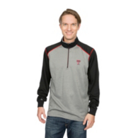 Texas Tech Red Raiders Antigua Breakdown 1/4 Zip Fleece Jacket