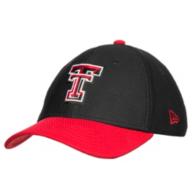 Texas Tech Red Raiders New Era Jr Diamond Era 2 Tone 39Thirty Cap