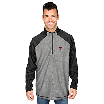 Texas Tech Red Raiders Antigua Playmaker Quarter Zip Pullover