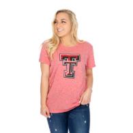 Texas Tech Red Raiders  47 Womens Triblend Hero Tee