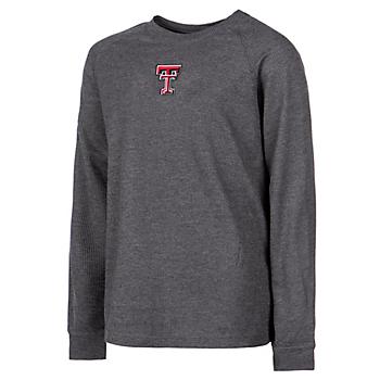 Texas Tech Red Raiders Youth Colosseum Viper Vennaro Raglan T-Shirt