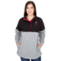 Texas Tech Red Raiders Colosseum Womens Breakthrough Snap Pullover