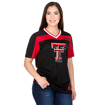 Texas Tech Red Raiders Colosseum Womens My Agent Jersey