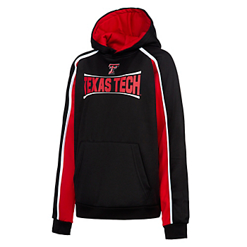 Texas Tech Red Raiders Youth Hook and Lateral Pullover Hoody