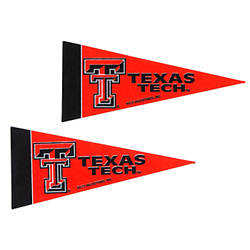 Texas Tech Red Raiders 2-Pack Mini Pennant