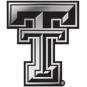 Texas Tech Red Raiders Molded Emblem
