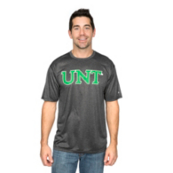 North Texas Mean Green Badger Pro Heather Tee