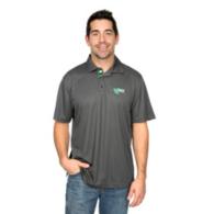 North Texas Mean Green Levelwear Omaha Polo