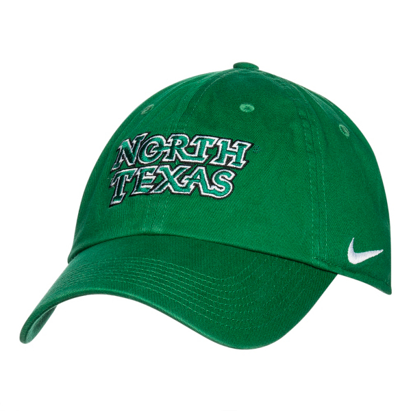 North Texas Mean Green Nike Campus Cap