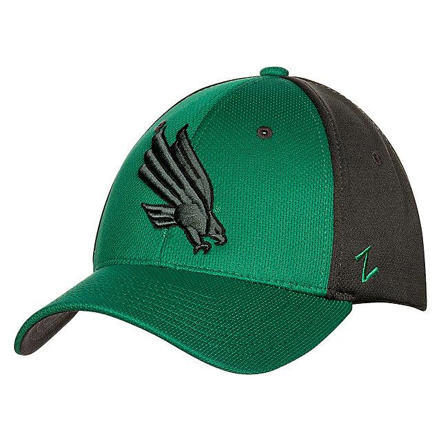 North Texas Mean Green Zephyr Monsoon Flex Fit Cap