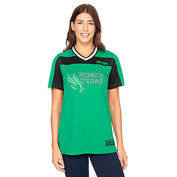 North Texas Mean Green Colosseum Womens My Agent Jersey