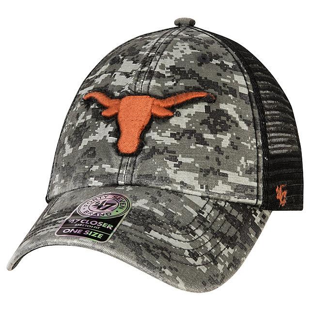 Texas Longhorns 47 Fortress Closer Cap