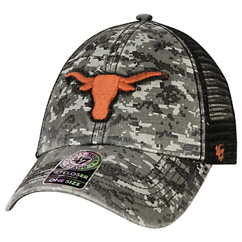 Texas Longhorns 47 Fortress Closer Cap