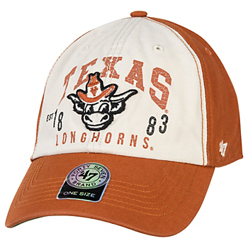 Texas Longhorns 47 Reynolds Clean Up Cap