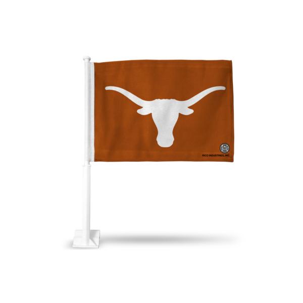 Texas Longhorns Car Flag