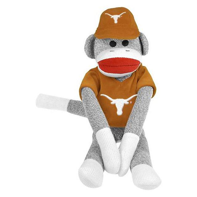 Texas Longhorns Sock Monkey