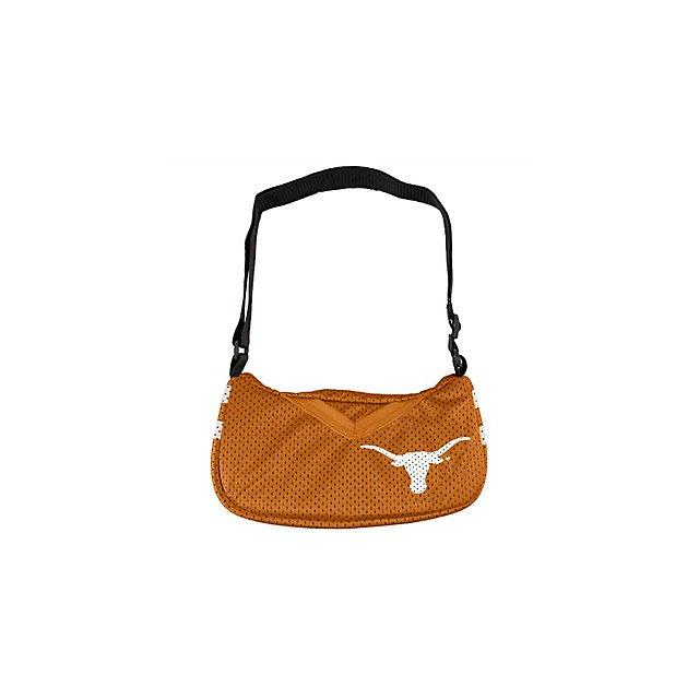 Texas Longhorns Jersey Purse