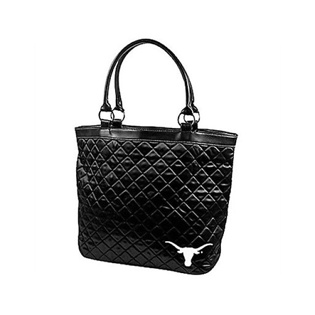Texas Longhorns Quilted Tote