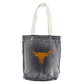 Texas Longhorns Vintage Shopper Tote