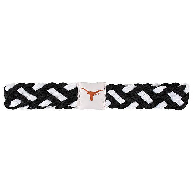 Texas Longhorns Braided Headband
