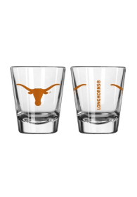 Texas Longhorns 2 oz Shot Glass