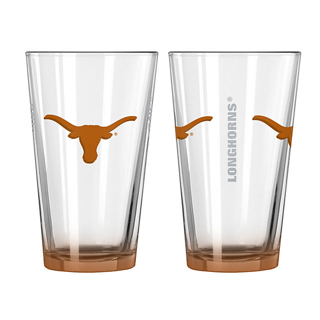 Texas Longhorns 16 oz Gameday Pint