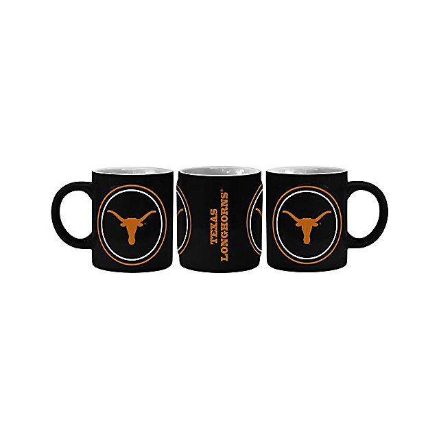 Texas Longhorns Sublimated Warm Up Mug