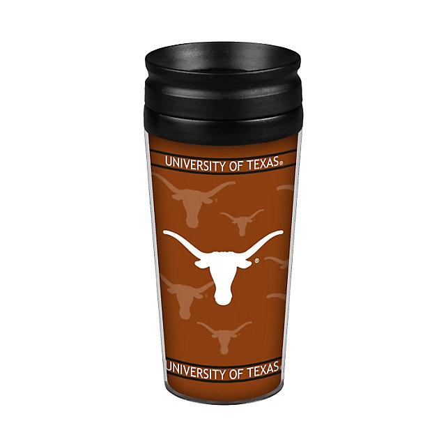 Texas Longhorns 14 oz Full Wrap Tumbler