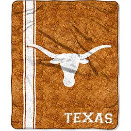 Texas Longhorns Sherpa Throw