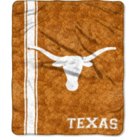 Texas Longhorns Sherpa Throw