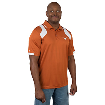 Texas Longhorns Antigua Fusion Polo