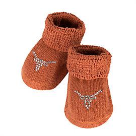 Texas Longhorns Infant Baby Booties