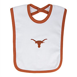 Texas Longhorns Knit Bib