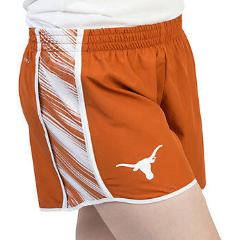 Texas Longhorns Nike Womens Pacer Shorts