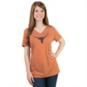 Texas Longhorns Nike Womens Warp Dri-Fit V-Neck Tee