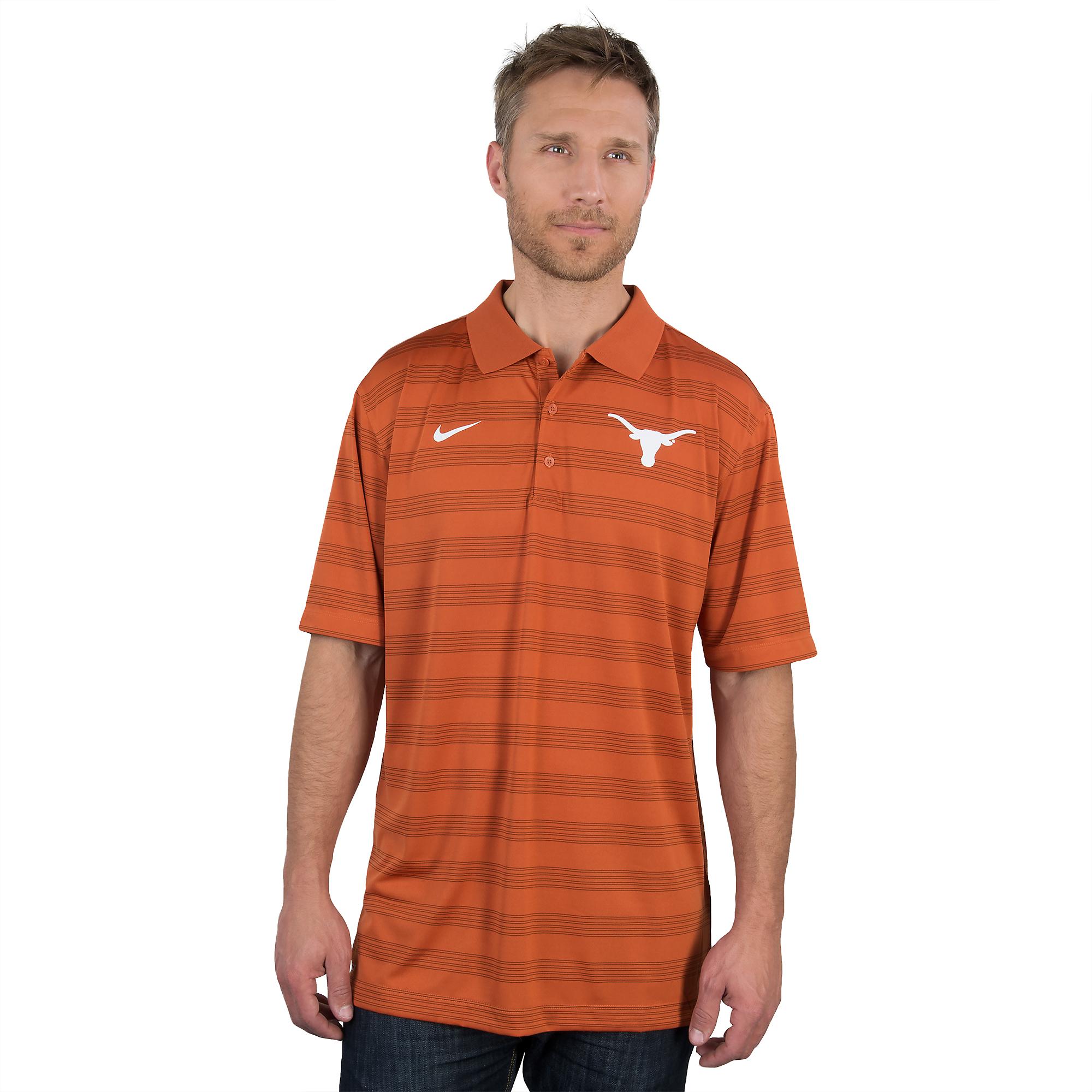 Texas Longhorns Nike Preseason Polo