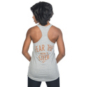 Texas Longhorns Nike Womens Logo Triblend Tank