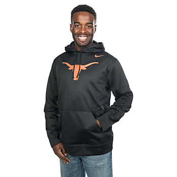 Texas Longhorns Nike Warp Performance Hoody
