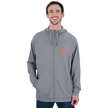 Texas Longhorns Nike Varsity Supernatural Full-Zip Hoody