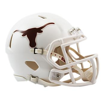 Texas Longhorns Speed Mini Replica Helmet