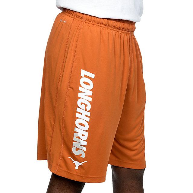 Texas Longhorns Nike Practice Fly Short