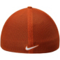 Texas Longhorns Nike Mesh Back Swoosh Flex Cap