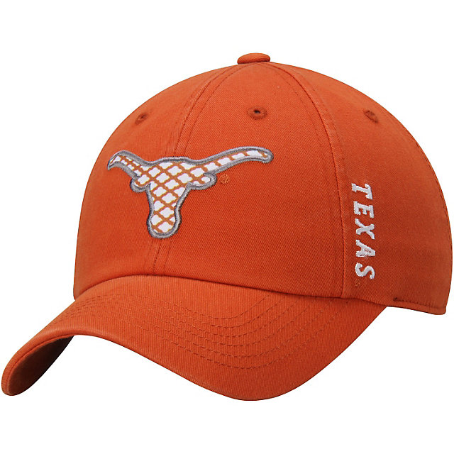 Texas Longhorns Top of the World Quadra Slouch Cap