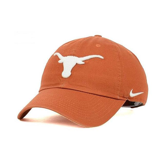 Texas Longhorns Nike 3D Tailback Cap