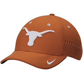 Texas Longhorns Nike Sideline Swoosh Flex Fit Cap
