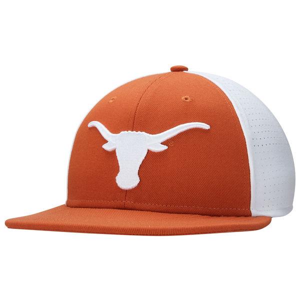Texas Longhorns Nike Players True Swoosh Flex Cap