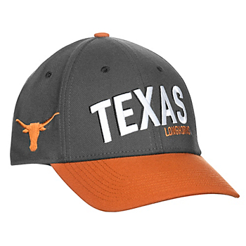 Texas Longhorns Nike Best Legacy 91 Swoosh Flex Cap