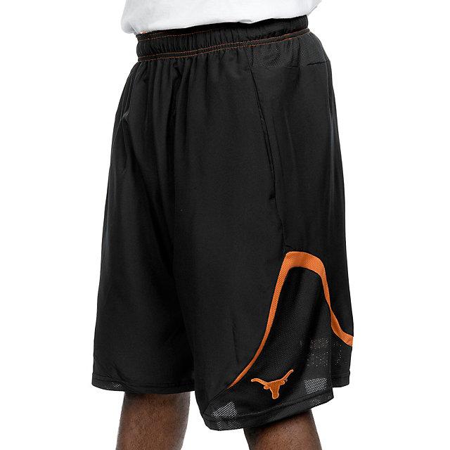 Texas Longhorns Nike Stadium Team First Woven Short