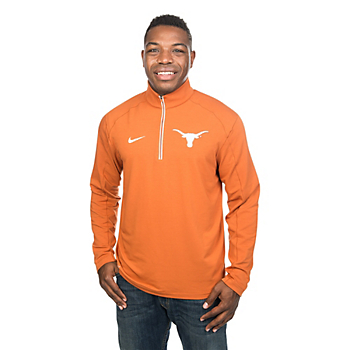 Texas Longhorns Nike Game Day Half Zip Top