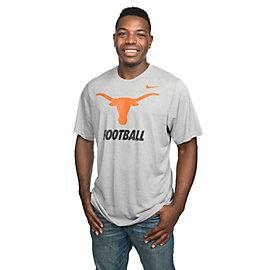 Texas Longhorns Nike Legend Logo Short Sleeve Tee